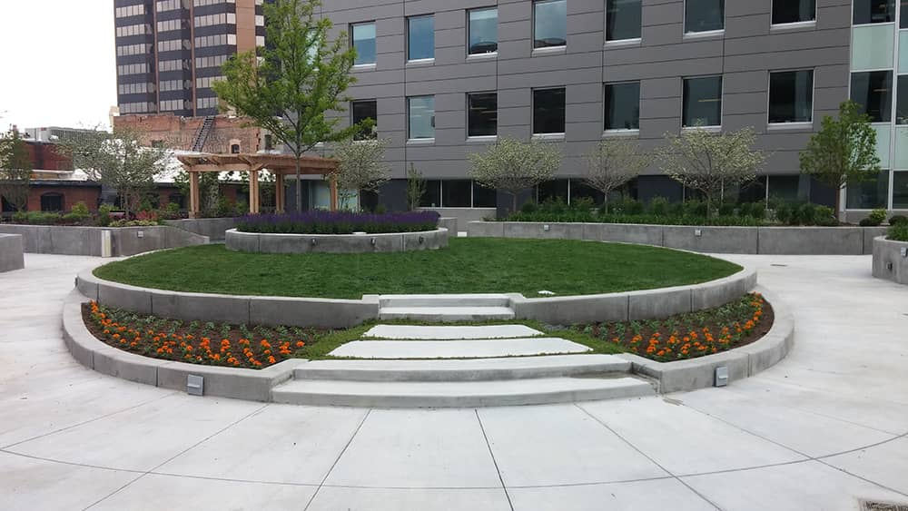 landscape contractors Broomfield CO