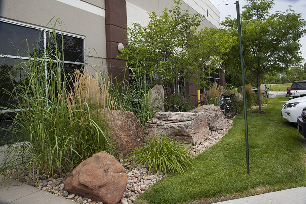 commercial landscaping in Denver, CO