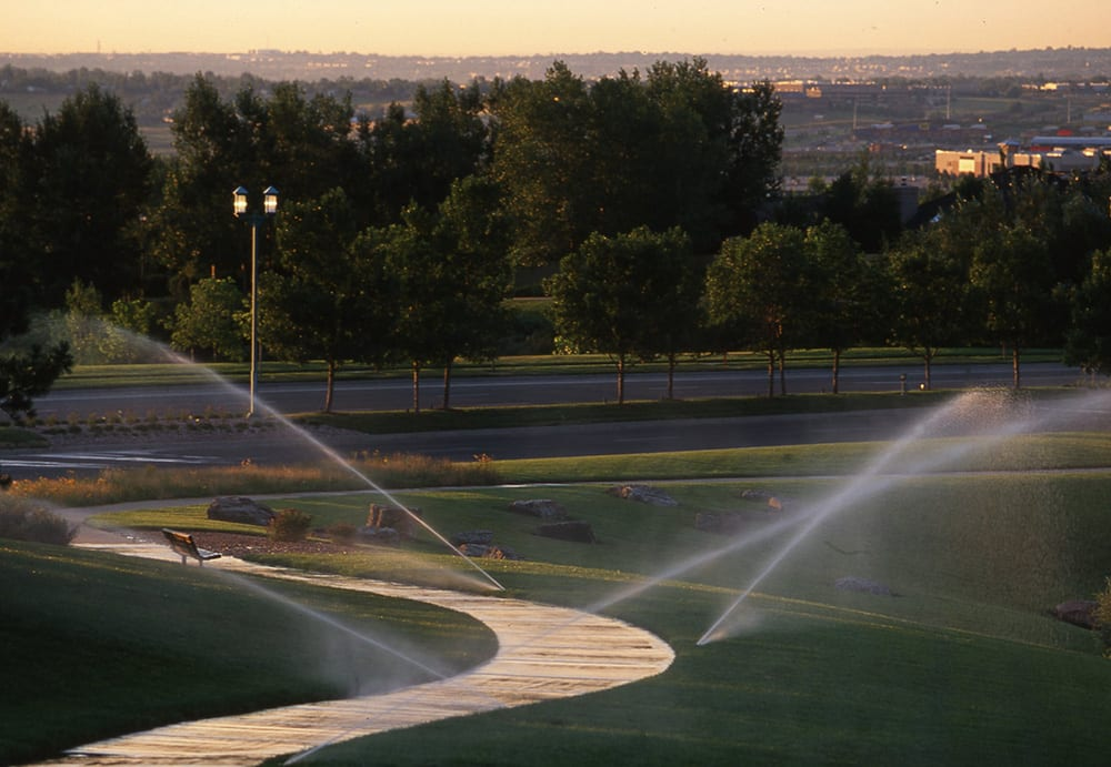 irrigation companies in Denver, CO