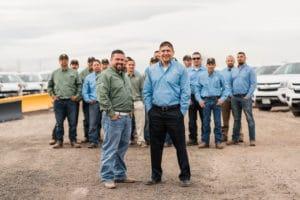 Fort Collins, CO Landscape Contractors Team