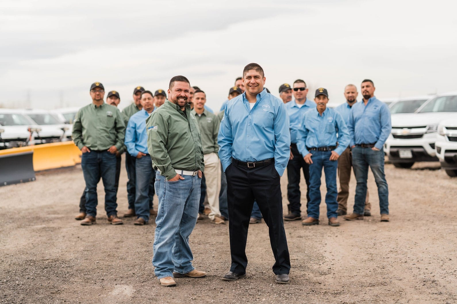 Fort Collins, CO Landscape Contractors Team