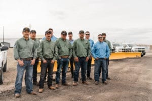 Loveland, Colorado Landscape Contractors Team