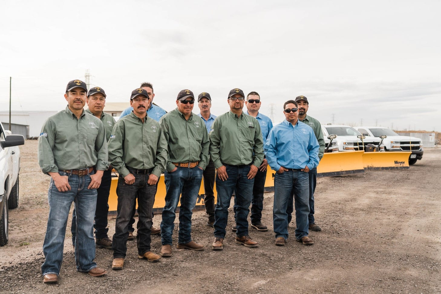 Loveland, Colorado Landscape Contractors Team