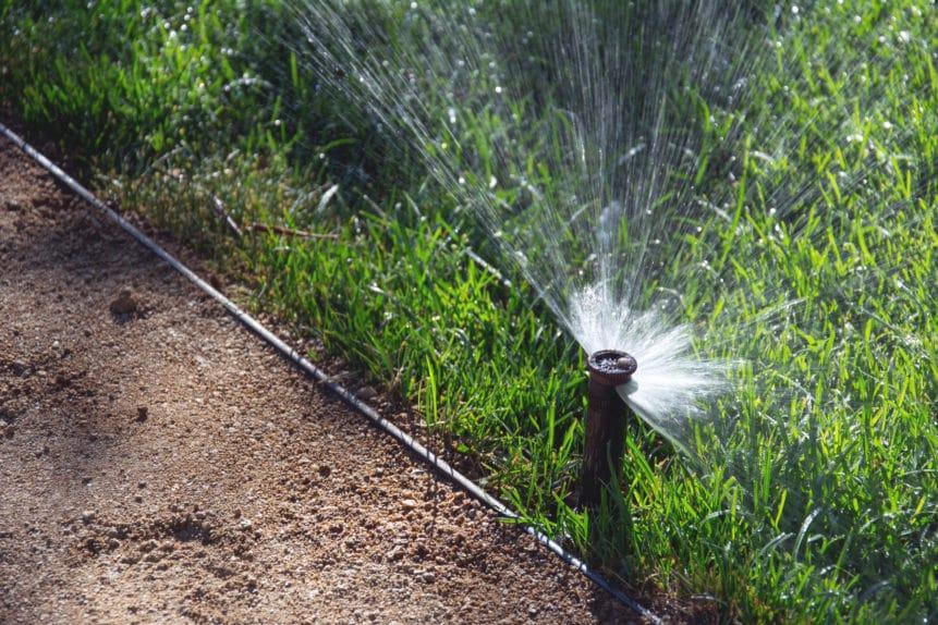 Denver, Colorado Sprinkler Installation