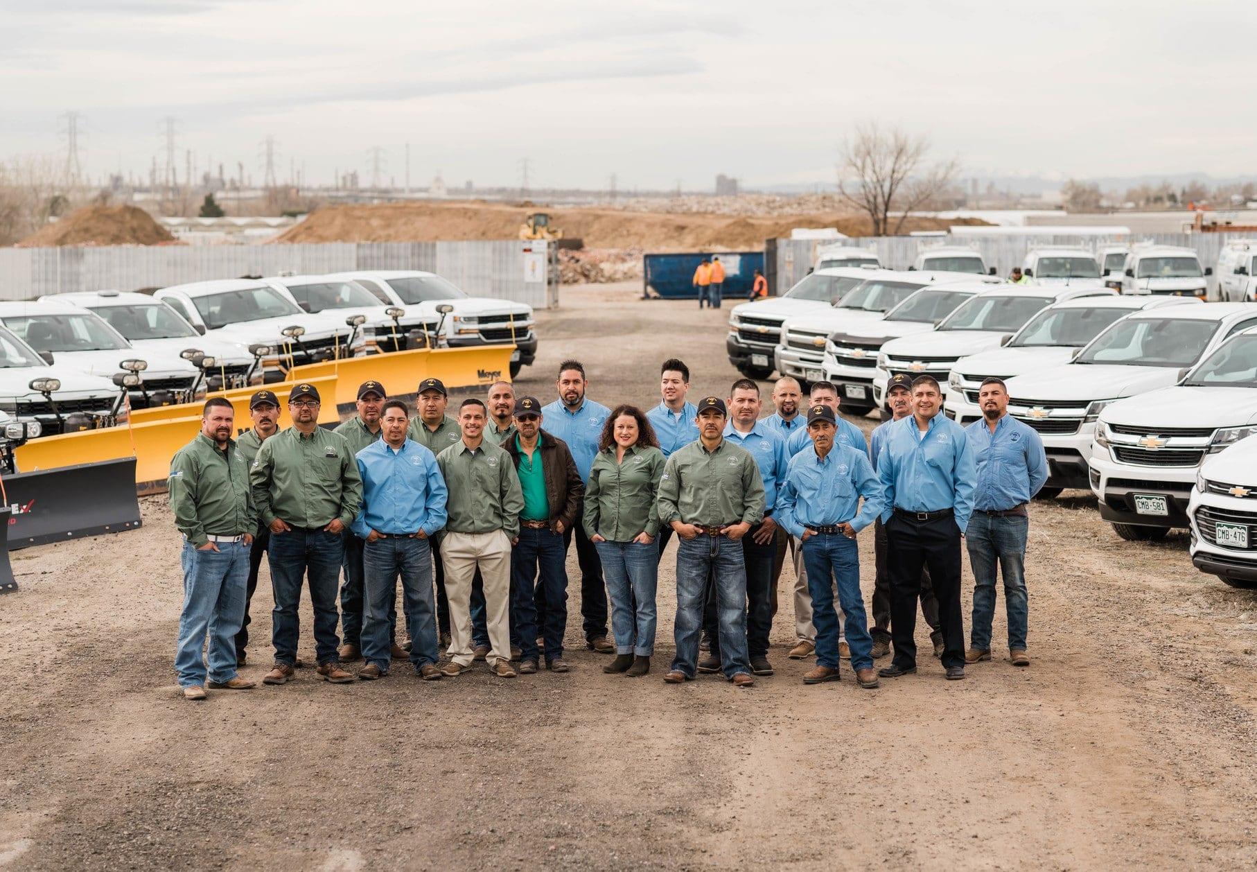 Englewood, Colorado Commercial Landscape Contractors